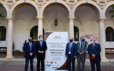 Un centenar de investigadores participan en el congreso Economía Social y Ética de Córdoba